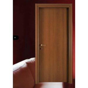 porta battente in noce