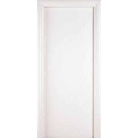porta scorrevole bianca