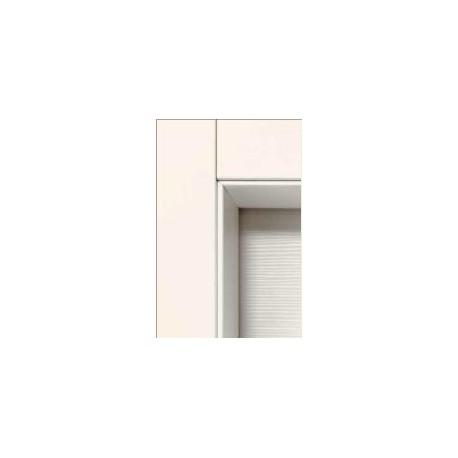 porta scorrevole bianco inciso